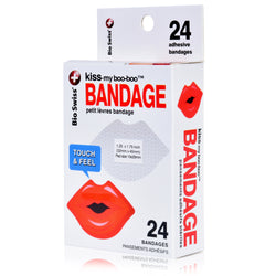 Lips Shaped Bandages- Pack of 24