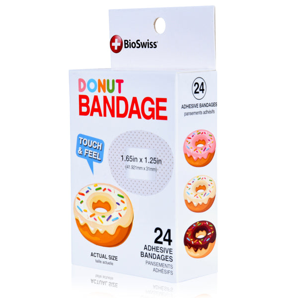 Donut Shaped Bandages- Pack of 24