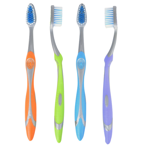 Pack of 4 Toothbrushes