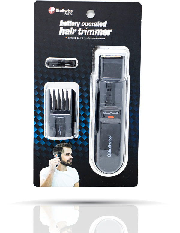 Hair Trimmer with Length Attachment