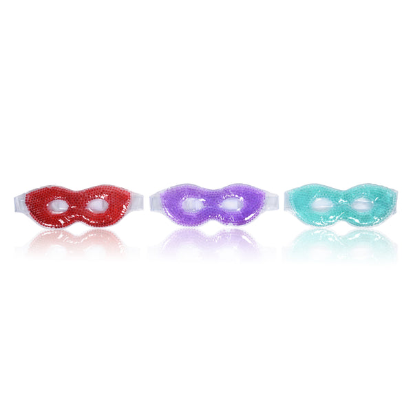 Wellness Collection Hot/Cold Revitalizing Gel Bead Eye Mask