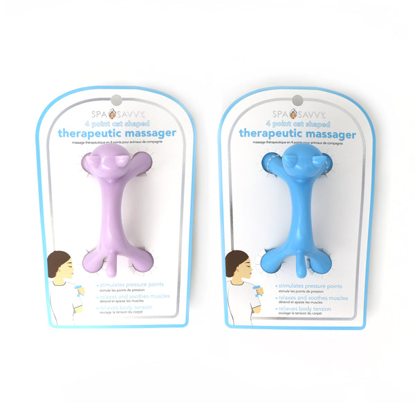 4 Point Cat Shaped Therapeutic Massager