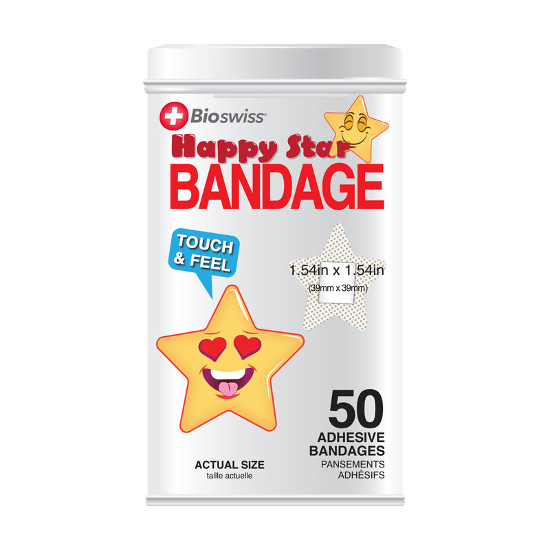 Novelty Assorted Animal Bandages in Tin