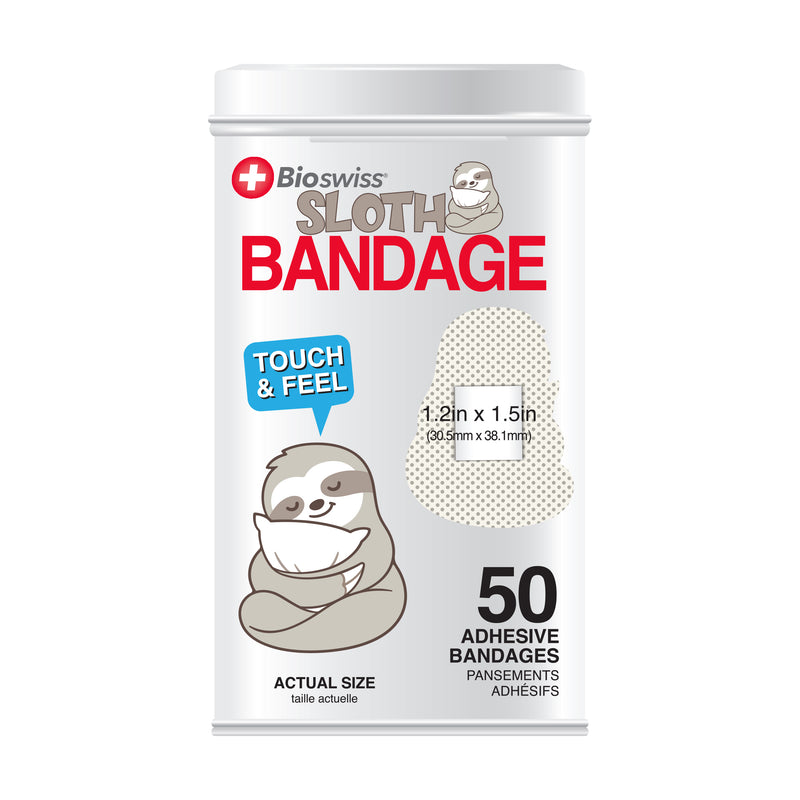 Novelty Assorted Shaped Bandages in Tin