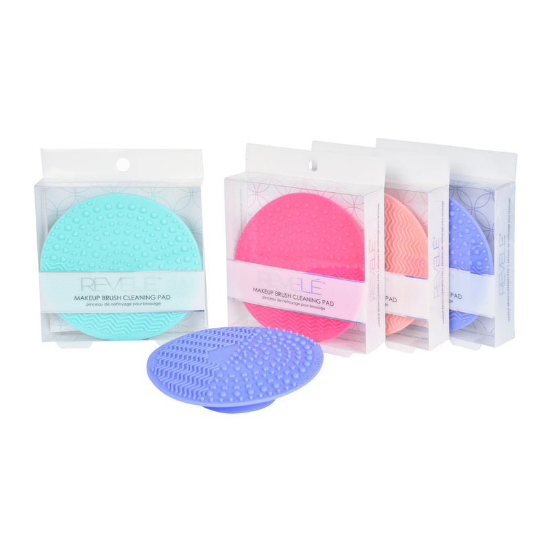 Handheld Makeup Brush Cleaning Mat