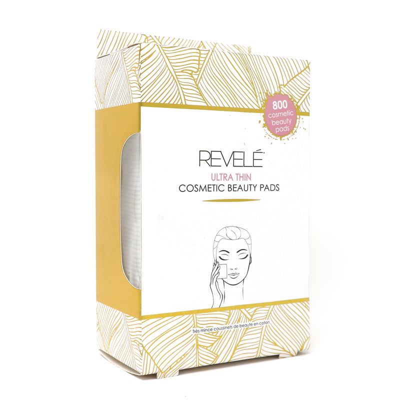 PACK OF 800 COSMETIC BEAUTY PADS