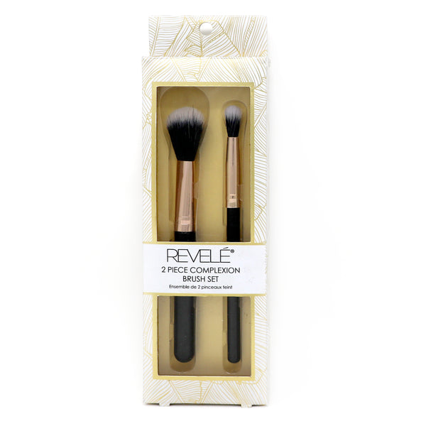 2 Piece Complexion Brush Set
