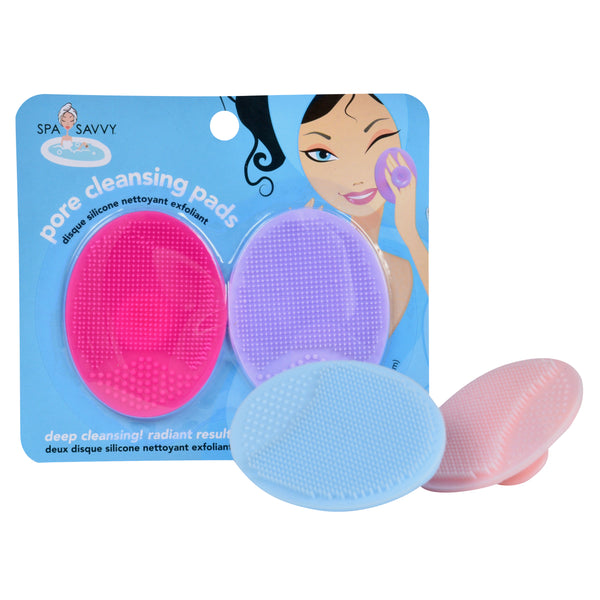 Silicone Pore Cleansing Pads
