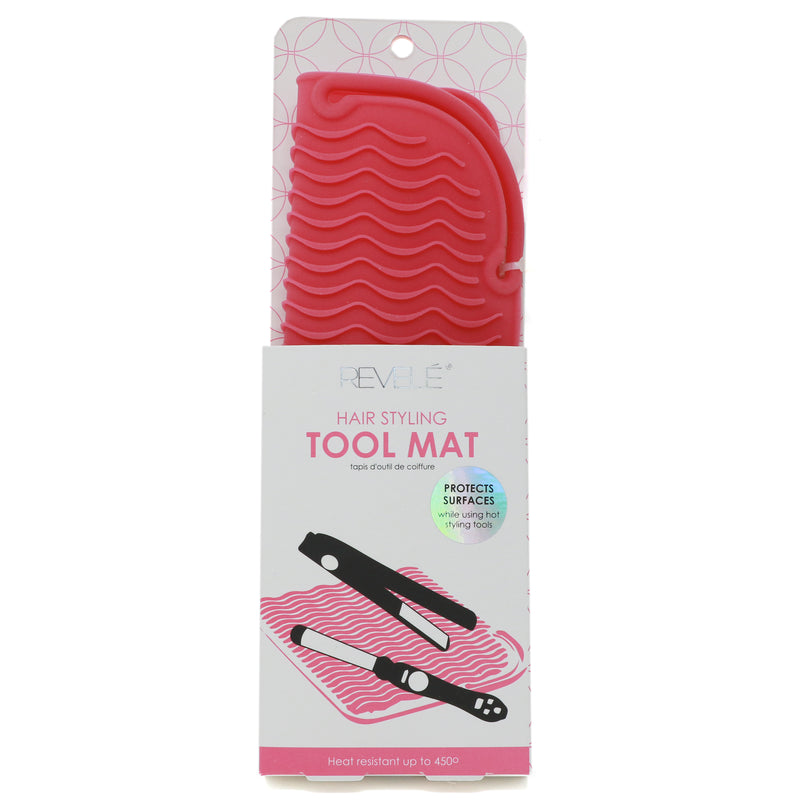 Silicone Hair Styling Tool Mat