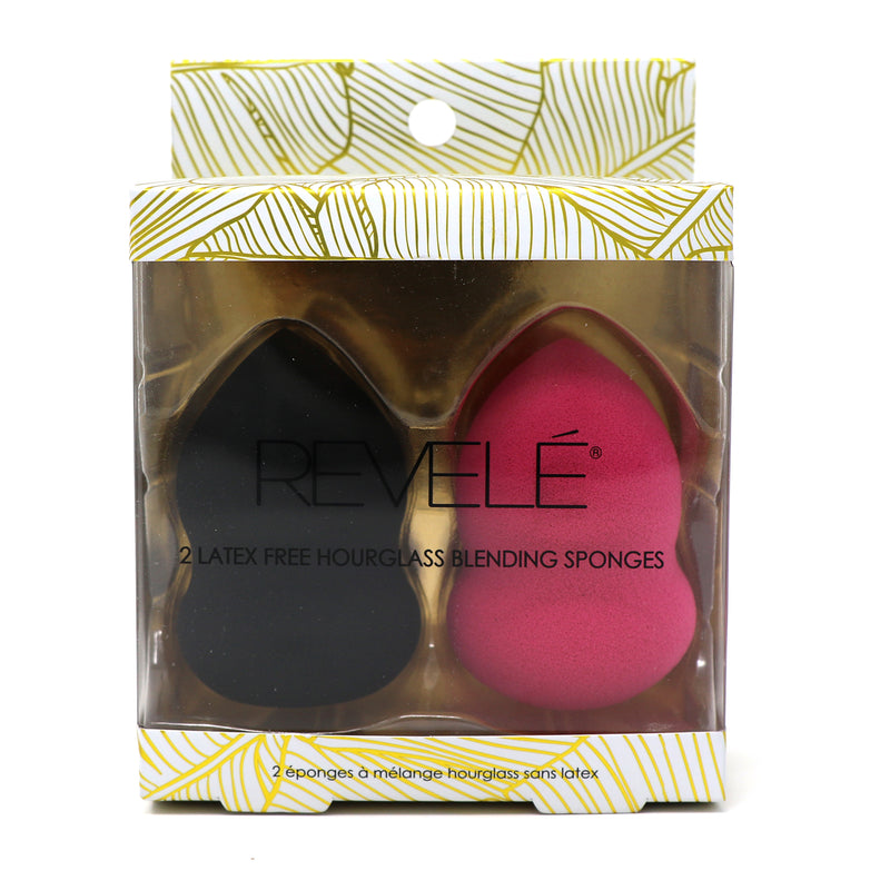 PACK OF 2 BLENDING SPONGES - LATEX FREE