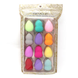 PACK OF 12 BLENDING SPONGES - LATEX FREE