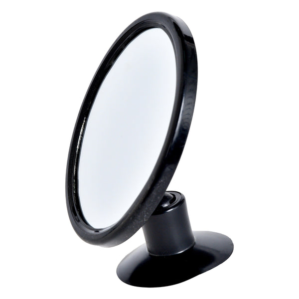 2x Suction Rotating  Mirror