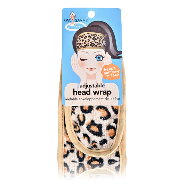 Microfiber Adjustable Headband
