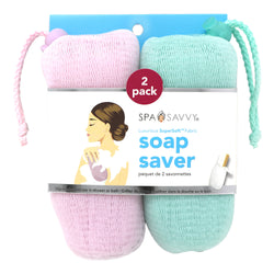 Pack of 2 Soap Saver