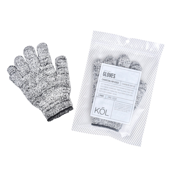 KŌL Bath Gloves