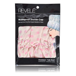 Double Cinch Shower Cap