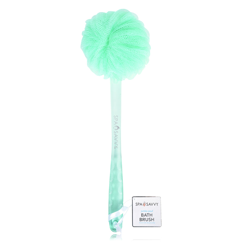Pouf Bath Brush
