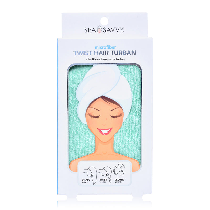 Twist Hair Turban