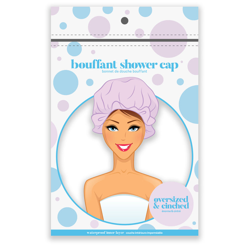 Bouffant Shower Cap
