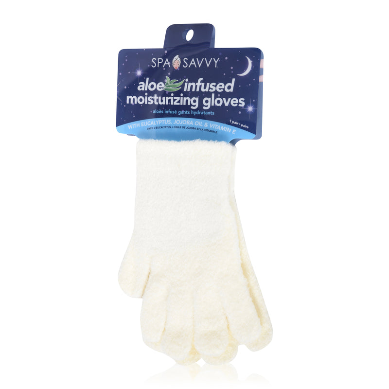 Aloe Infused Moisturizing Gloves