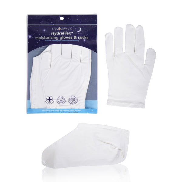 HydraFlex™ Moisturizing Socks and Gloves
