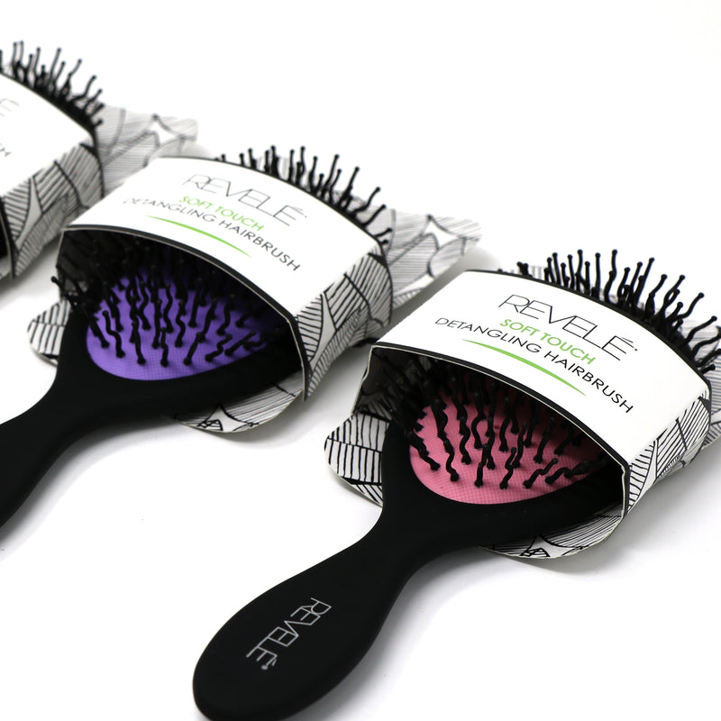 Soft Touch Detangling Hairbrush