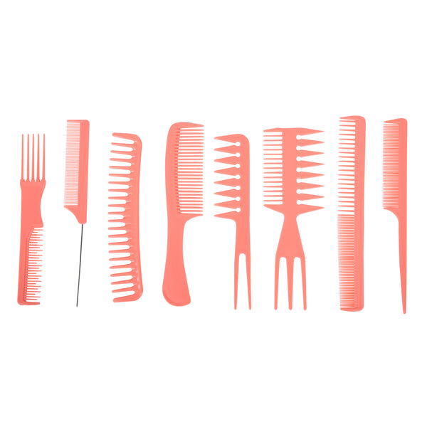 Set of 8 Styling Combs