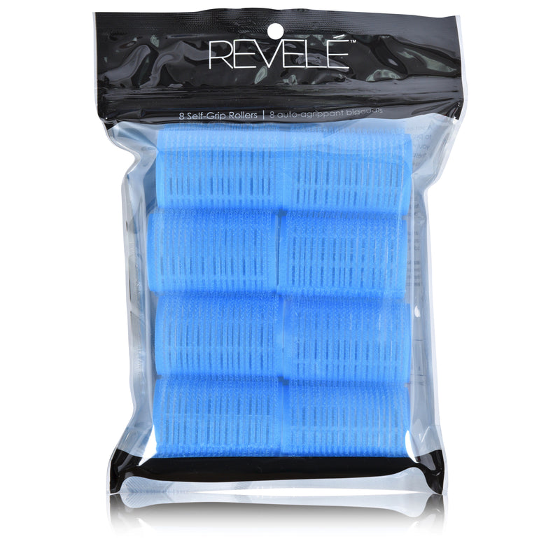 Pack of 8 Large Hair Rollers