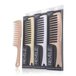 Metallic Detangling Shower Comb