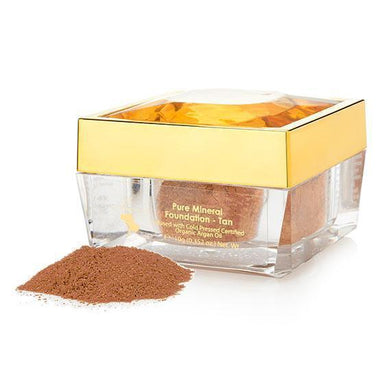 Argan Powder Foundation - Dark Tan10g