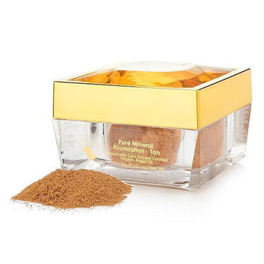 Argan Powder Foundation - Tan10g