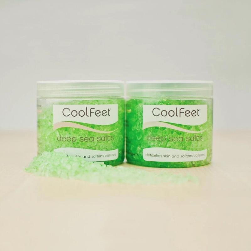 Deep Sea Salts ~ Cool Feet