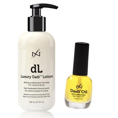 Duo Pack - Dadi' Lip Lotion 236ml + Dadi'Oil Cuticle Oil 14ml
