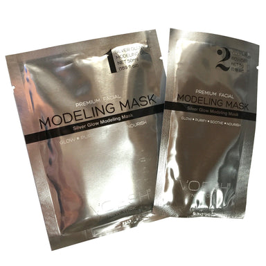 Facial Mask Pearl Silver Collagen Voesh1 Pack