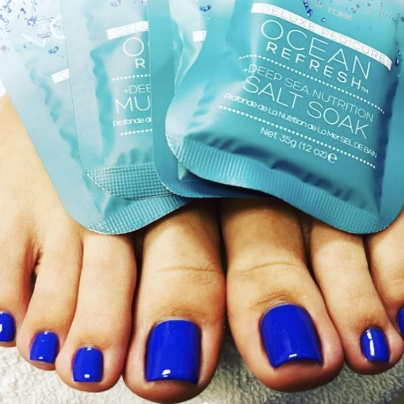 Pedi-in-a-Box Ocean Refresh - Voesh