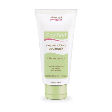 Rejuvenating Pedimask ~ Cool Feet ~ Natural Look200g