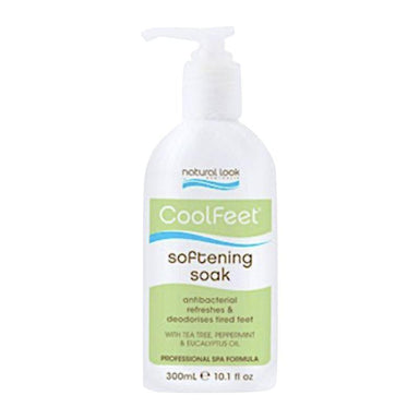 Softening Soak ~ Cool Feet ~ Natural Look300ml