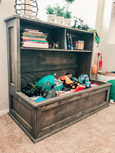 Farmhouse Toy Box