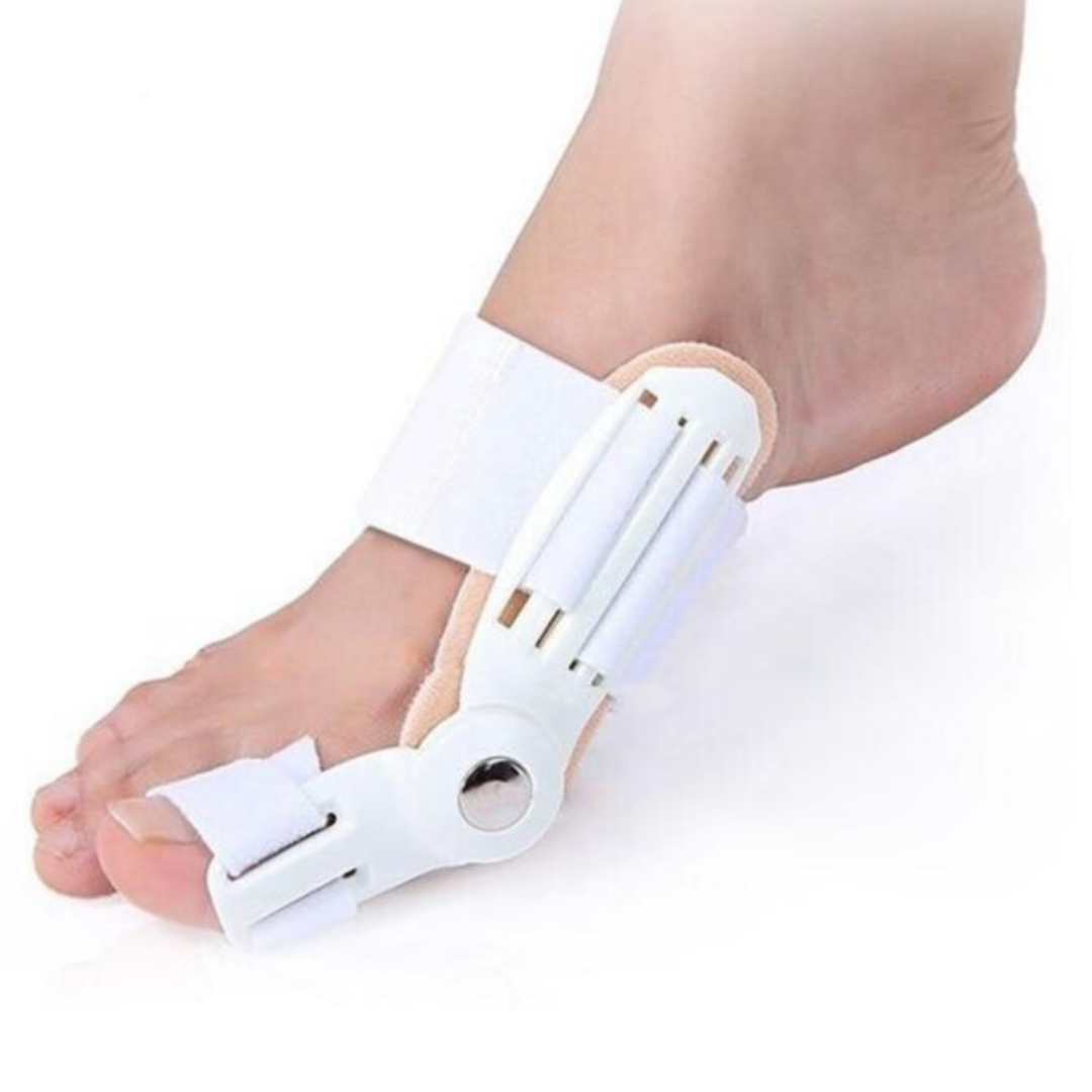 Best Bunion Splint Corrector Big Toe Foot Brace Straightener For Tailor's Bunion Hallux Valgus  Bunion On Feet Pain Relief Support Wrap