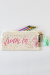 Dream On Unicorn Pencil Pouch