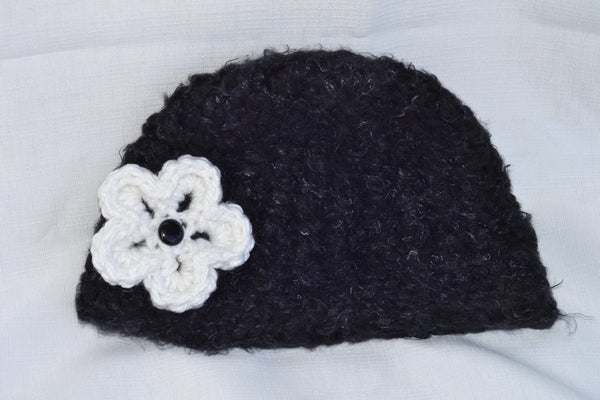 Crocheted Winter Hat
