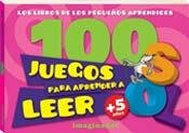 100 Juegos Para Aprender A Leer / 100 Learn To Read Games (Spanish Edition)