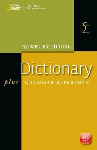 Newbury House Dictionary Plus Grammar Reference,  5Th Edition