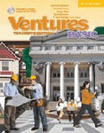 Ventures Basic Teacher'S Edition With Teacher'S Toolkit Audio Cd/Cd-Rom Basic
