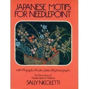 Japanese Motifs For Needlepoint