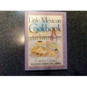 Little Mexican Cookbook 91
