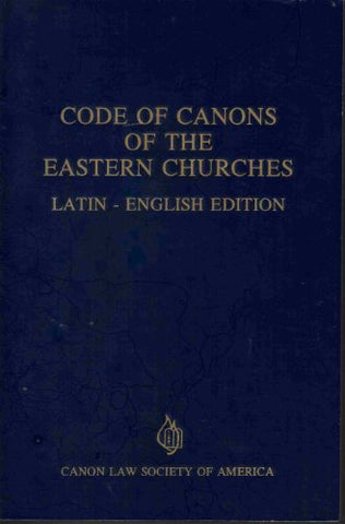 Code Of Canons Of The Eastern Churches A Study And Interpretation Of Joseph Cardinal