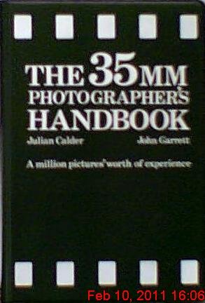 The 35Mm Photographers Handbook