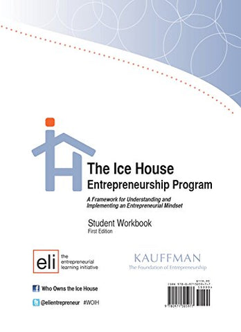 Ihep - Student Workbook: Framework For Understanding And Implementing An Entrepreneurial Mindset