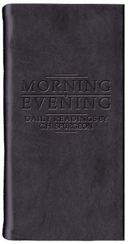 Morning And Evening (Daily Readings)